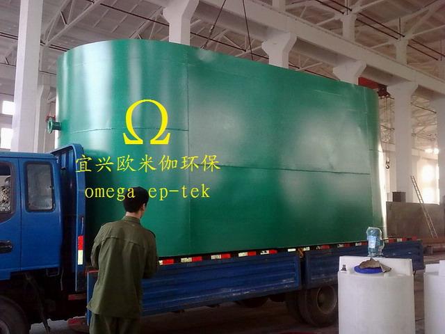安徽郎溪_KGL型一体化净水器