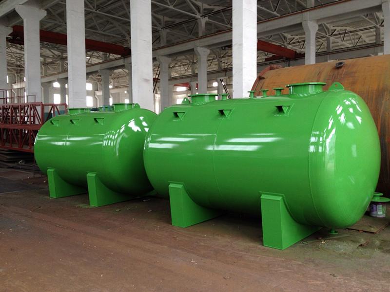 江西污水处理厂—加药装置、储罐